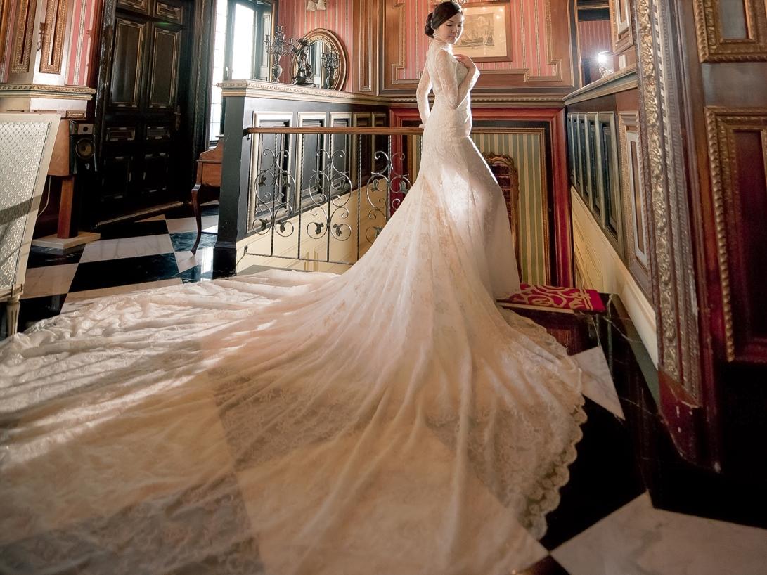 手工婚紗 新款發表『高級訂製禮服款』
